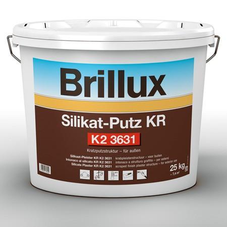 Silikat-Putz KR-K2 3631