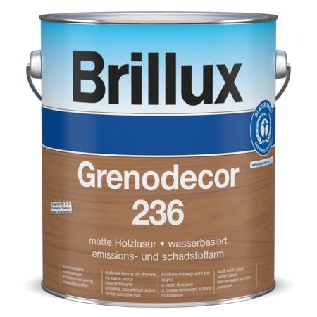 Grenodecor 236 (vorh.Lacryl Holzlasur 235)