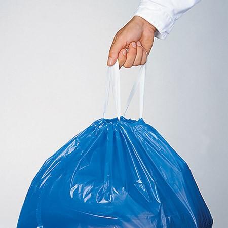Zuzieh-Müllsäcke PE-LD