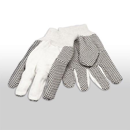 Baumwoll-Noppenhandschuh