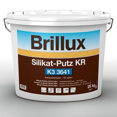 Silikat-Putz KR-K3 3641