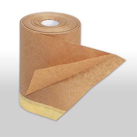 Abdeckpapier mit Klebeband