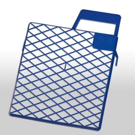 Kunststoff-Abstreifgitter