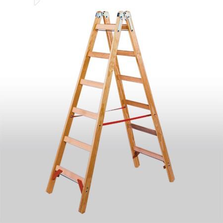 Maler-Holzstehleiter