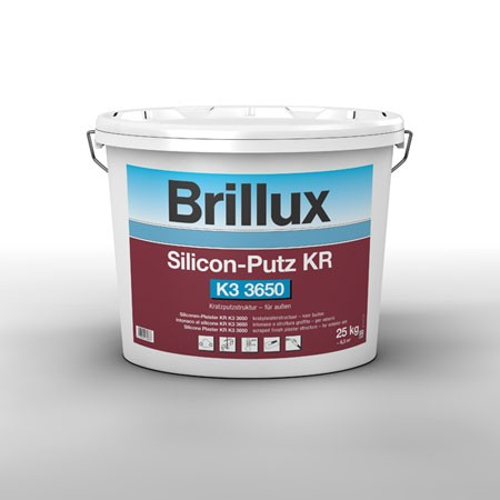 Silicon-Putz KR-K3,Kratzputz 3650