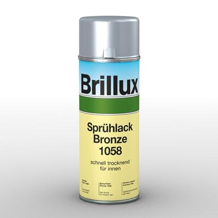 Sprühlack Bronze 1058
