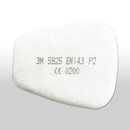 3M Partikel-Einlegefilter P2R / 5925-PT