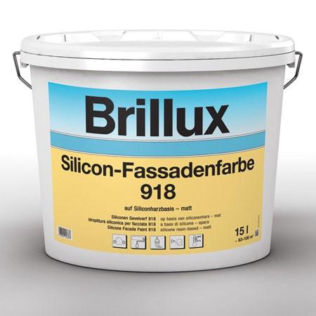 Silicon-Fassadenfarbe 918