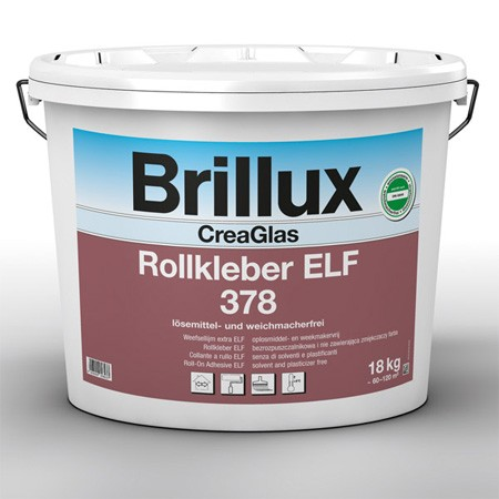 CreaGlas Rollkleber ELF 378