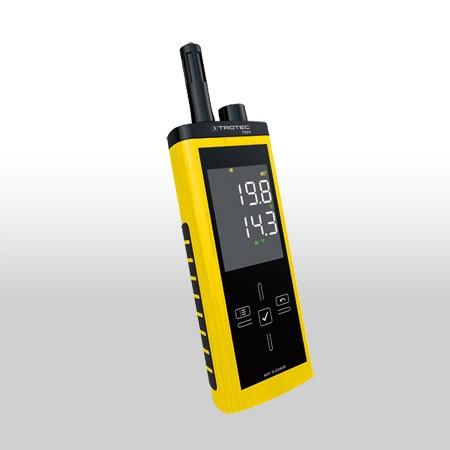 Infrarot-Thermohygrometer T 260