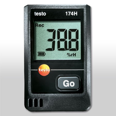 Testo Datenlogger 174 H - Set