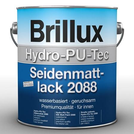 Hydro-PU-Tec Seidenmattlack